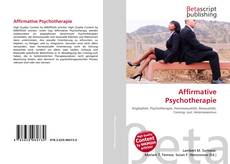 Bookcover of Affirmative Psychotherapie
