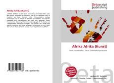 Portada del libro de Afrika Afrika (Kunst)