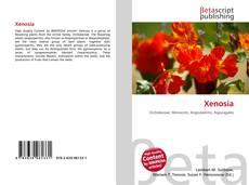 Xenosia kitap kapağı