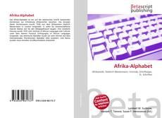 Обложка Afrika-Alphabet