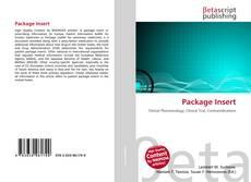 Package Insert的封面