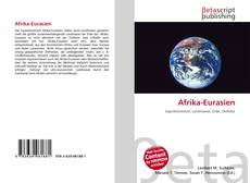 Bookcover of Afrika-Eurasien
