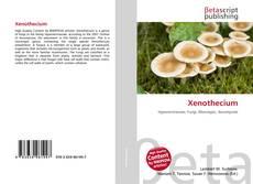 Xenothecium kitap kapağı