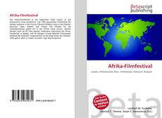 Bookcover of Afrika-Filmfestival