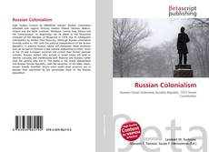 Bookcover of Russian Colonialism