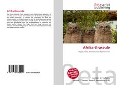 Bookcover of Afrika-Graseule