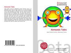 Xenozoic Tales的封面