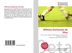 Обложка Affonso Guimaraes da Silva
