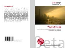 Bookcover of Yeung Kwong