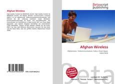 Обложка Afghan Wireless