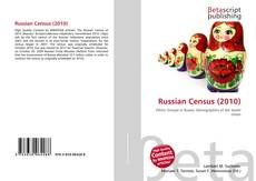 Russian Census (2010) kitap kapağı