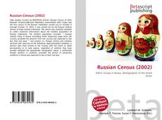 Обложка Russian Census (2002)