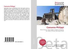 Copertina di Caesarea Philippi