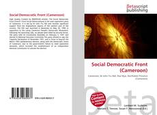 Copertina di Social Democratic Front (Cameroon)