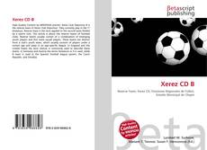 Bookcover of Xerez CD B