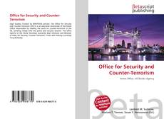 Copertina di Office for Security and Counter-Terrorism