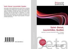 Saint- Donat, Laurentides, Quebec的封面
