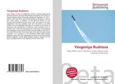 Bookcover of Yevgeniya Rudneva
