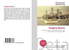 Обложка Yevgeny Berens
