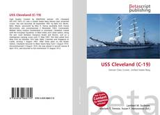 USS Cleveland (C-19)的封面