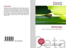 Xenoscapa kitap kapağı