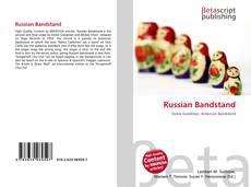Russian Bandstand kitap kapağı