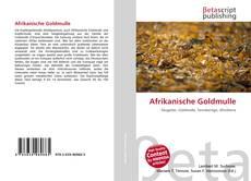 Borítókép a  Afrikanische Goldmulle - hoz