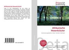 Buchcover von Afrikanische Hexenkräuter