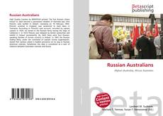 Couverture de Russian Australians