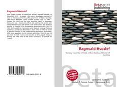 Ragnvald Hvoslef的封面