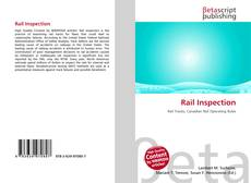 Обложка Rail Inspection