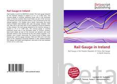 Bookcover of Rail Gauge in Ireland