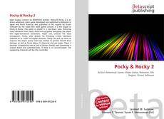 Bookcover of Pocky & Rocky 2