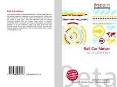 Capa do livro de Rail Car Mover