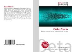 Bookcover of Packet Storm