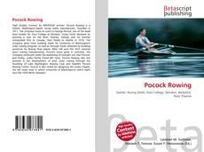 Capa do livro de Pocock Rowing