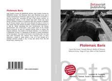 Borítókép a  Ptolemaic Baris - hoz
