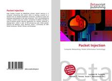Capa do livro de Packet Injection