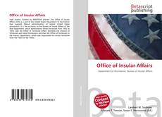 Bookcover of Office of Insular Affairs