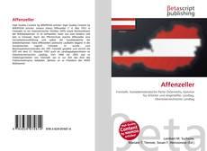 Affenzeller kitap kapağı