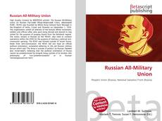 Couverture de Russian All-Military Union