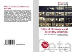 Bookcover of Office of Elementary and Secondary Education