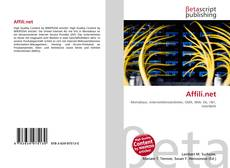 Bookcover of Affili.net