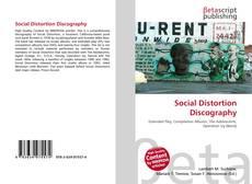 Capa do livro de Social Distortion Discography
