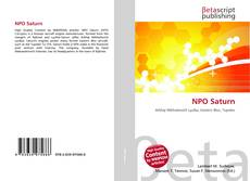 Bookcover of NPO Saturn