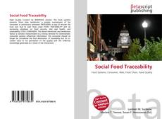 Bookcover of Social Food Traceability