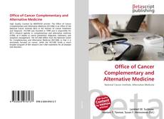 Buchcover von Office of Cancer Complementary and Alternative Medicine