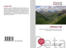 Bookcover of Affoltern BE