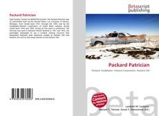 Buchcover von Packard Patrician