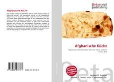Bookcover of Afghanische Küche